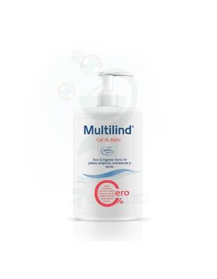 MULTILIND GEL BAÑO 500 ML