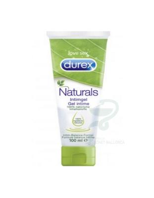 DUREX NATURALS PLEASURE GEL 100ML